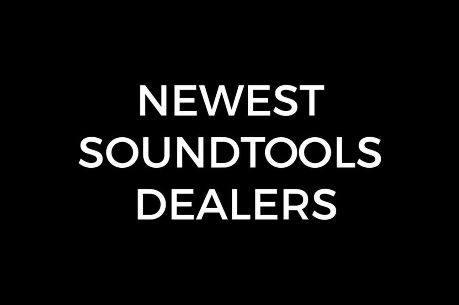 SoundTools New dealers